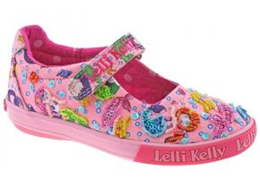 Lelli Kelly Shoes - LK5058 Mermaid Pink Multi