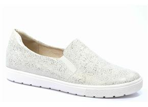 Caprice Shoes - Manou 24662-28 White Reptile