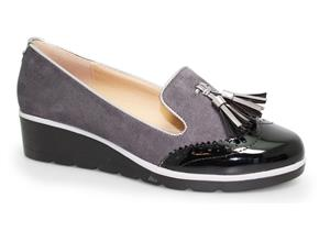 Lunar Shoes - Karina FLC136 Grey