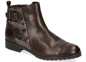 Caprice Boots - 25350-21 Brown
