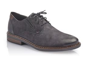 Rieker Shoes - 17600 Black