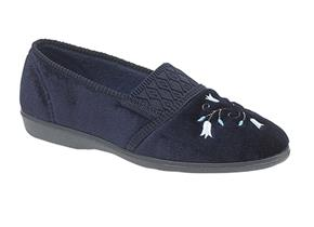 Sleepers Slippers - Inez LS792 Navy