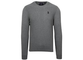Luke Jumper - Price Work Grey