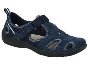 Earth Spirit Shoes - Cleveland Navy