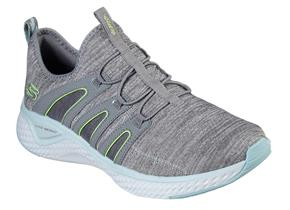 Skechers Shoes - Solar Fuse 13326 Grey