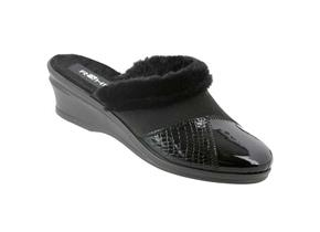Rohde Slippers - 2380 Black Multi