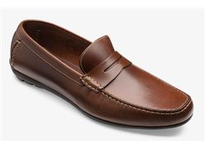Loake Shoes - Goodwood Brown