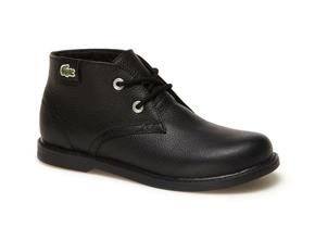 Lacoste Shoes - Sherbrooke Junior Black