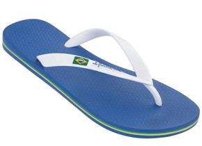 Ipanema Sandals - Classic Brazil 21 White Blue
