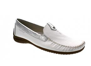 Gabor Shoes - 46-090 White Silver