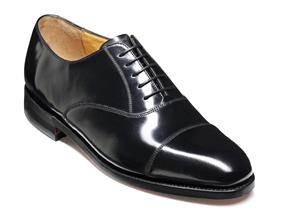 Barker Shoes - Arnold Black