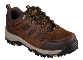 Skechers Shoes - Relment Semego 66100 Dark Brown