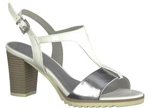 Marco Tozzi Sandals - 28732-22 White Multi