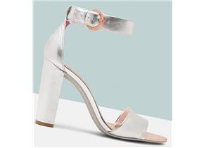 Ted Baker Shoes - Secoa Silver