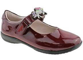 Lelli Kelly Shoes - Blossom LK8312 Burgundy Patent