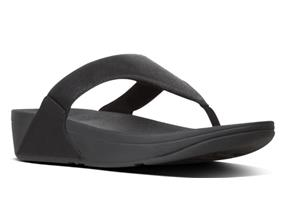 FITFLOP™ SANDALS - Lulu™ Shimmer Black