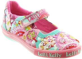 Lelli Kelly Shoes - LK5056 Patchwork Dolly Multi