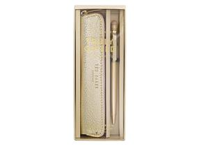 Ted Baker Touch Screen Ballpoint Pen - 583 Light Gold