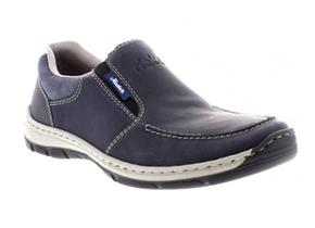 Rieker Shoes - 15260 Navy