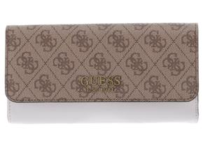 Guess Purses - Mika Slg Pocket Trifold Brown
