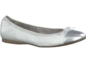 Tamaris Shoes - 22129-28 White/Silver