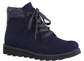 Marco Tozzi Boots - 25208-23 Navy