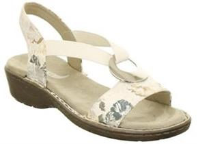 Ara Sandals - Korsica 57264 White Multi