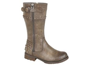 Cats Eyes Boots - G302 Brown