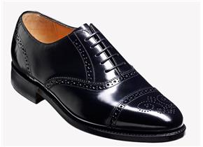 Barker Shoes - Alfred Black