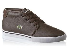 Lacoste Trainers - Ampthill LCR Brown