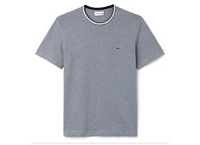 Lacoste T-Shirt - TH1890 Grey