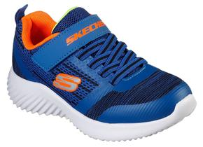 Skechers Shoes - Bounder 98302 Blue