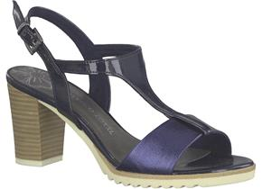 Marco Tozzi Sandals - 28732-22 Navy Multi