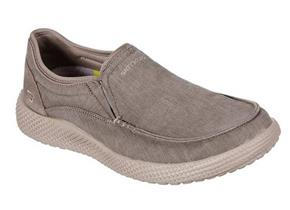 Skechers Shoes - 66019 Relsen Vence Taupe