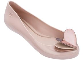 Zaxy Shoes - Pop Heart Flutter Blush