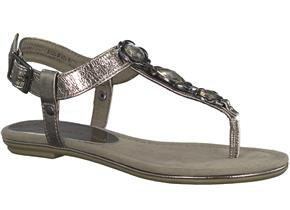 Marco Tozzi Sandals - 28143-22 Pewter