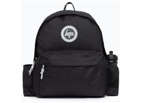 Hype Backpack - Bottle Crest Black