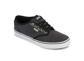 Vans Shoes - Atwood Distress Black White