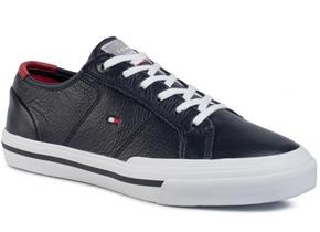 Tommy Hilfiger Shoes - Core Corporate Flag Sneaker Navy