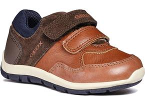 Geox Shoes - Shaax B8432A Brown