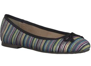 Tamaris Shoes - 22142-20 Black Multi