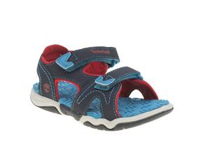 Timberland Sandals - C2486A Adv Seeker Navy Red