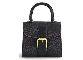 Ruby Shoo Bag - Riva 19 Black