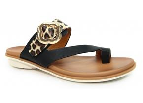 Lunar Sandals - Larkin JLH152 Black