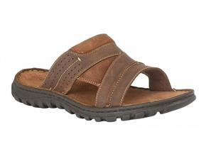 Lotus Sandals - Cole Brown
