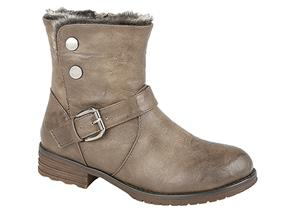 Cats Eyes Boots - L830 Brown
