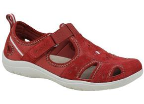 Earth Spirit Shoes - Cleveland Red