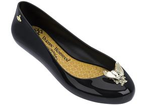 Vivienne Westwood + Melissa Shoes - Space Love 21 Bee Black