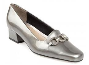 Van Dal Shoes - Twilight Pewter