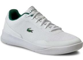 Lacoste Trainers - LT Spirit 117 White Green